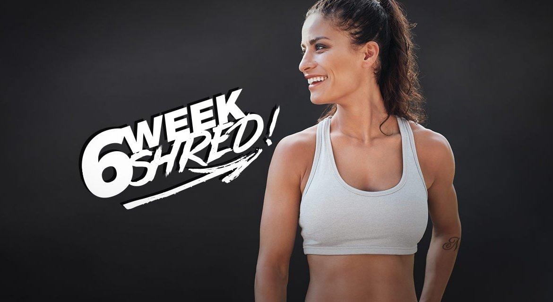 6 Week Shred (Members Only)